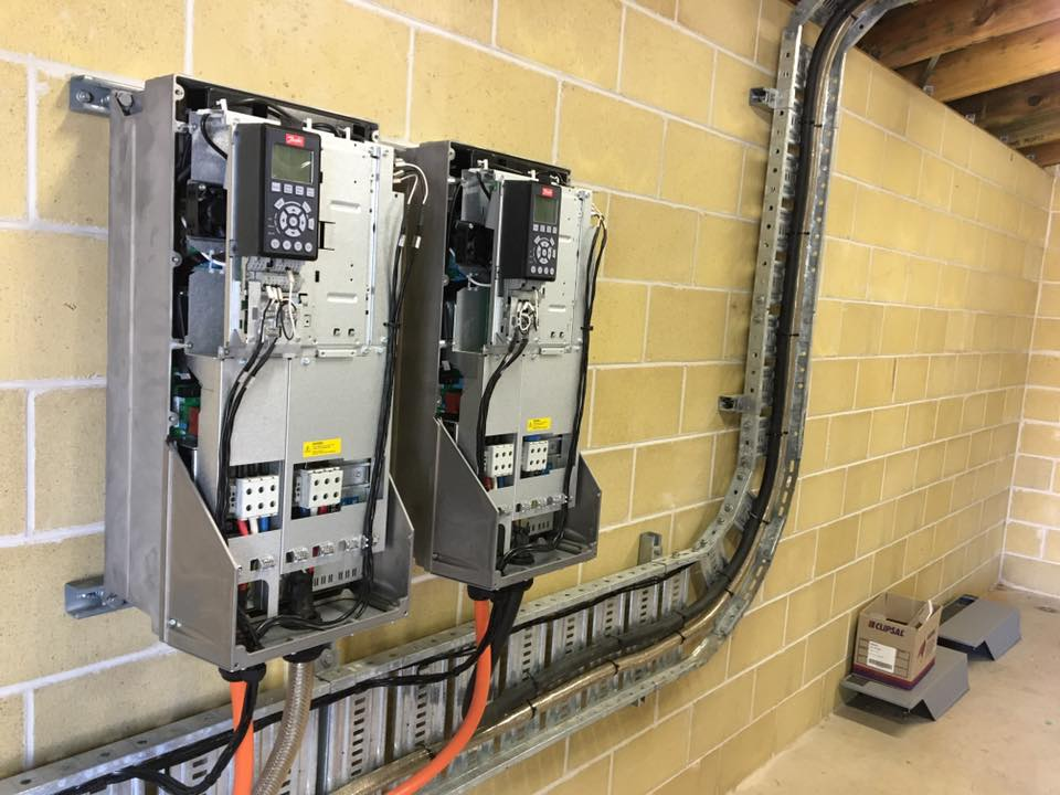 Variable Speed Drive Upgrade