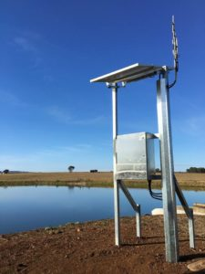 Stand Alone Solar Powered System