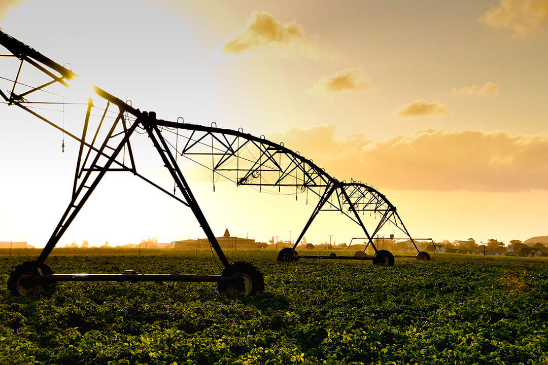 Center Pivot Irrigation Electrical Installation