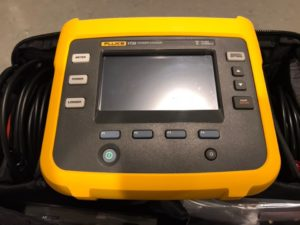 Fluke 1738 Power Logger Available
