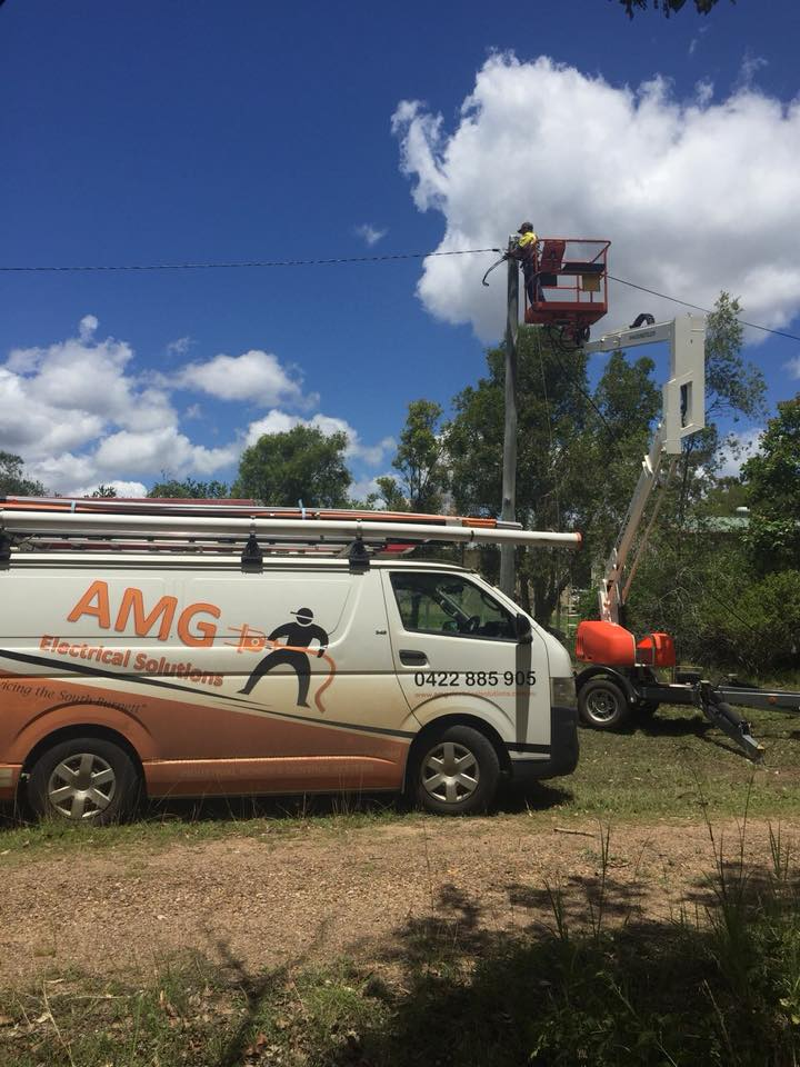 Overhead Cable Replacement